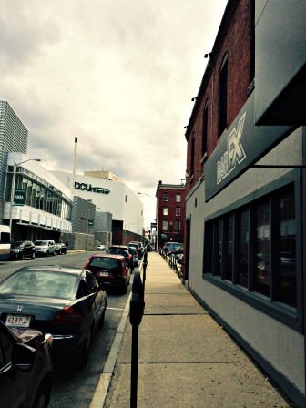 90 Commercial St., a (very) short walk from the DCU Center