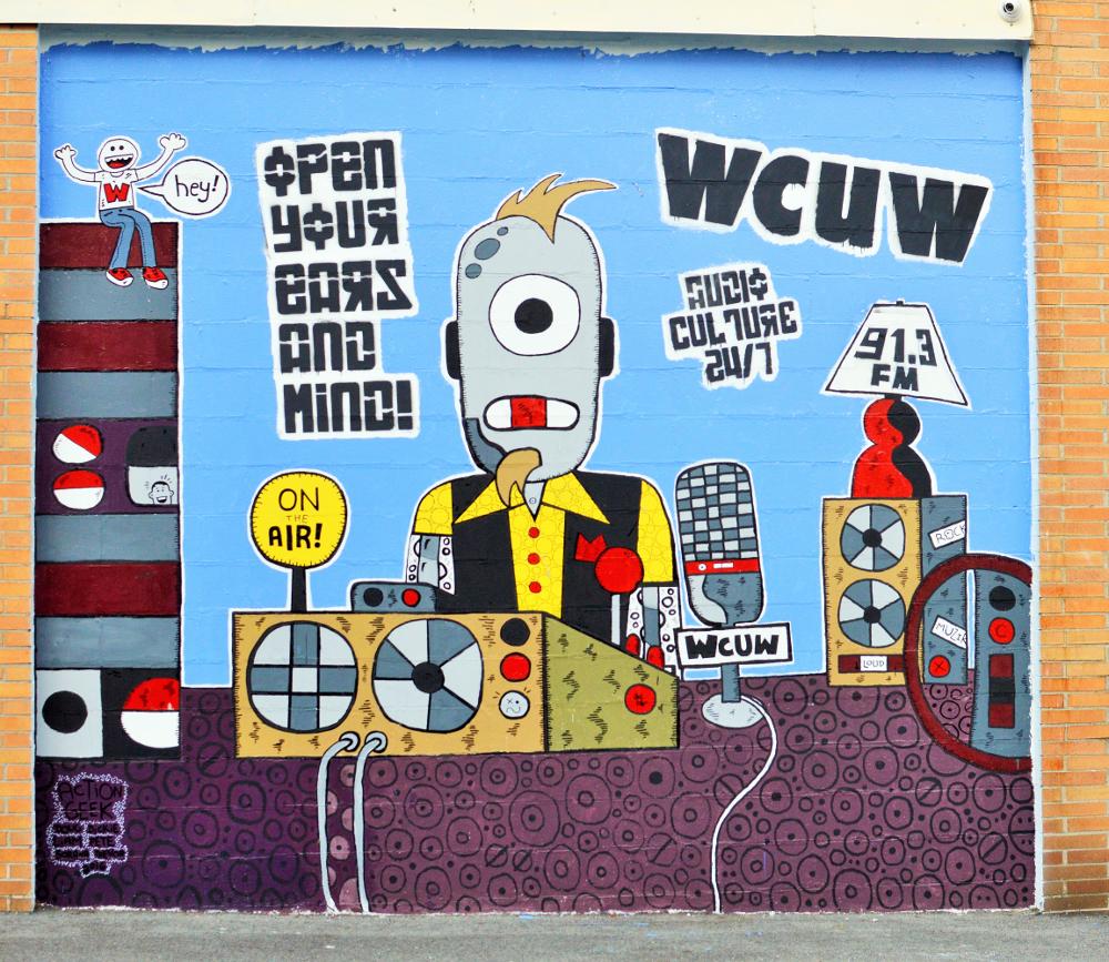 Doug Chapel mural