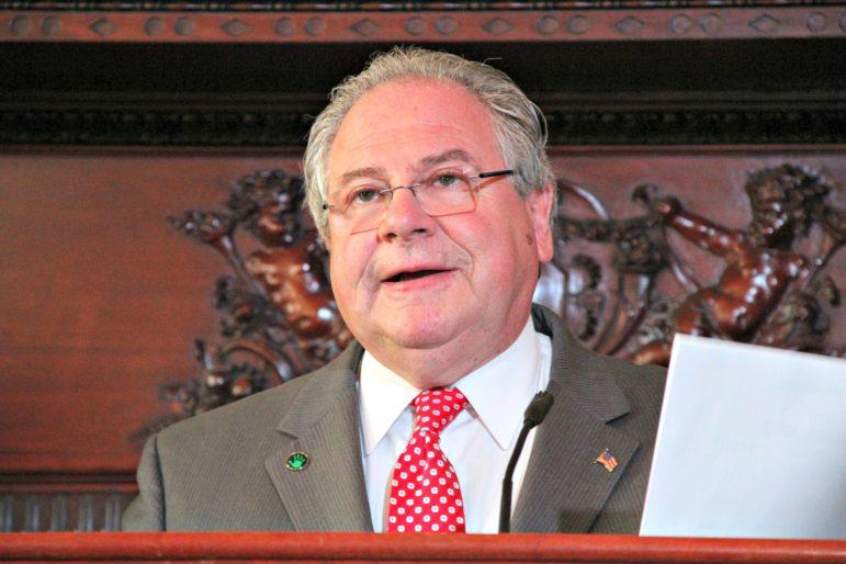 House Speaker Robert DeLeo