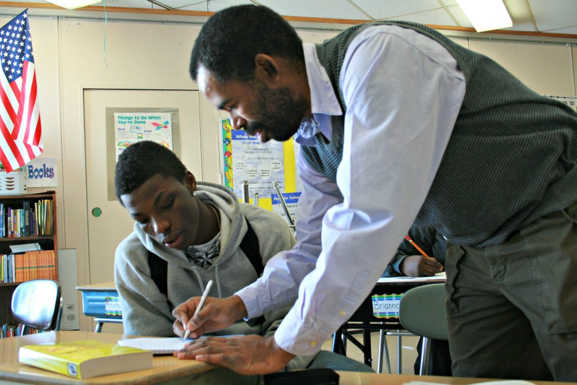 ACE's Saturday tutoring program was one of its first initiatives and remains among its most popular.