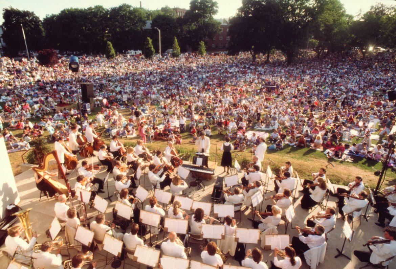 Mass. Symphony Orchestra