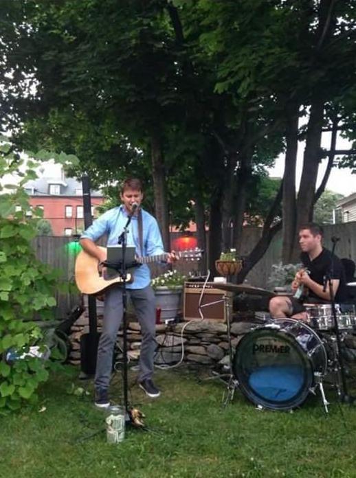 The Danny Hugan duo plays Padavano's Place Friday night.