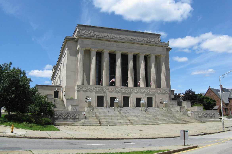 Worcester Auditorium