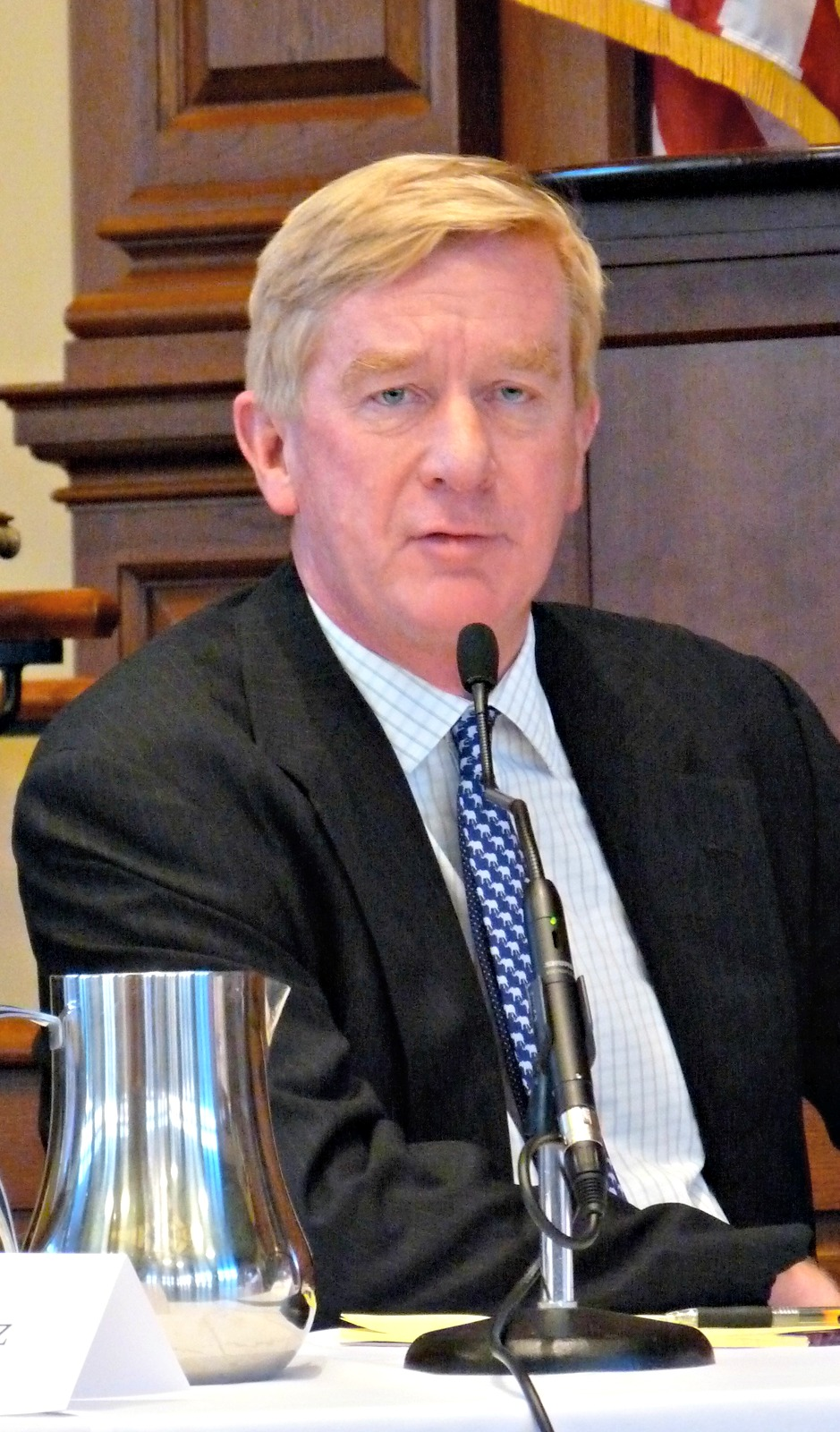 Former Mass. Gov. Bill Weld is the Libertarian VP candidate ... and Sinacola says we should be talking more about that.