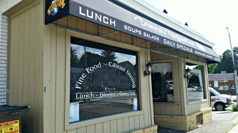 Dianna's Neighborhood Bistro, 120 June St., recently opened on April 21.