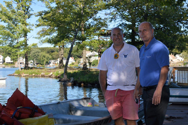 Nick Wright and Richard Stavros