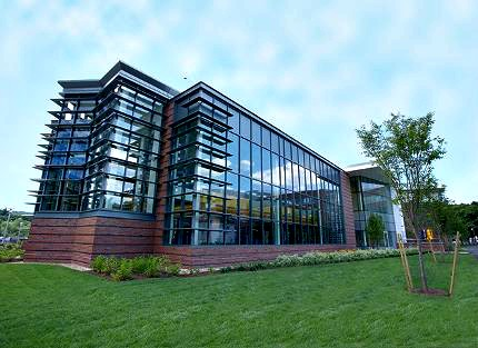 Worcester State's new Wellness Center