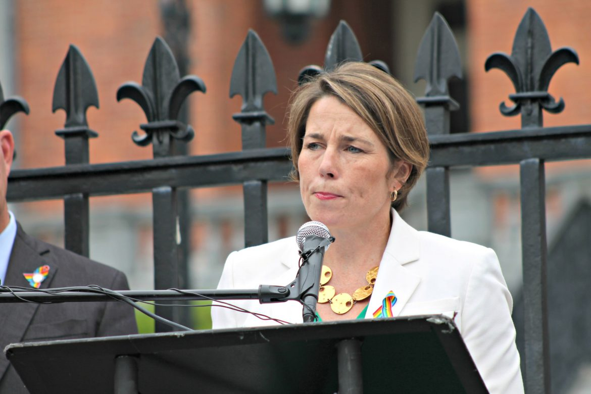 Attoney General Maura Healey