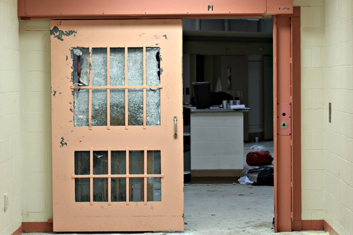 State Corrections Spending Spikes Inmate Population Wanes Report