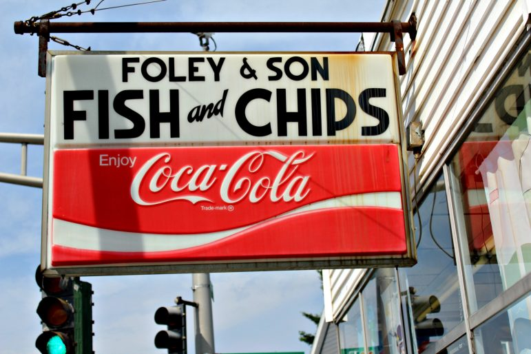 The daughter also rises: 50 years of family at Foley & Son Fish and