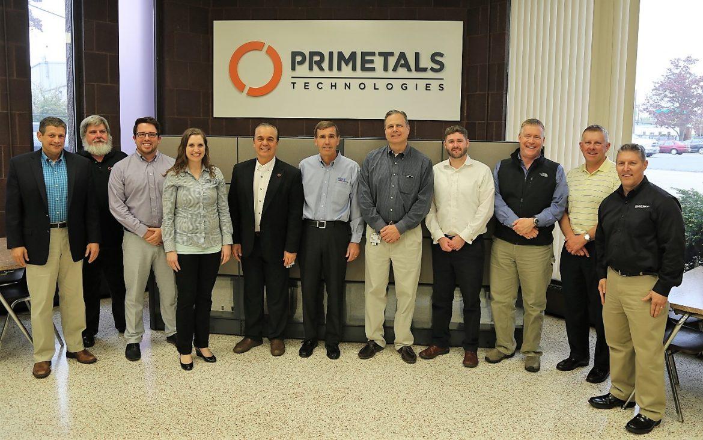 Primetals and Exxon Mobil